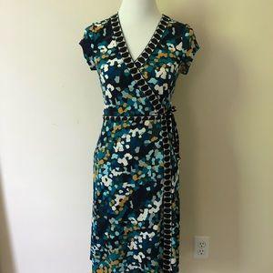 NWT BCBGMaxAzria Wrap Dress
